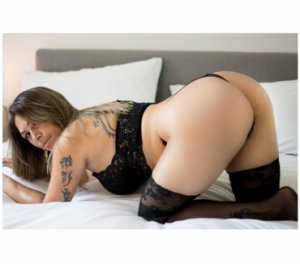 Fabiene massage escorts Dursley